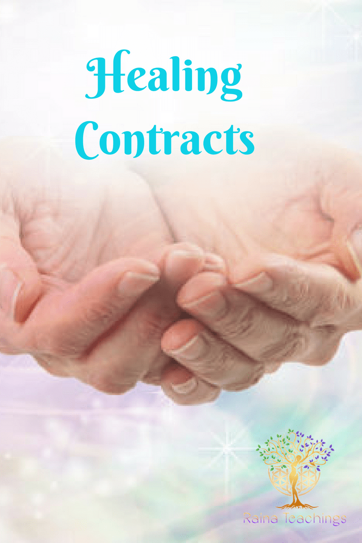 An article about the contracts we set up before our lives | rainateachings #healingcontracts #trancechanneling #spiritualdevelopment