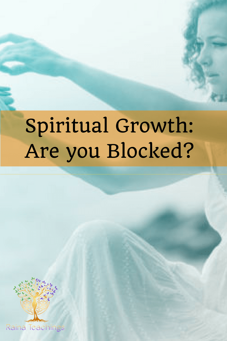 Spiritual Growth: Are You Blocked?