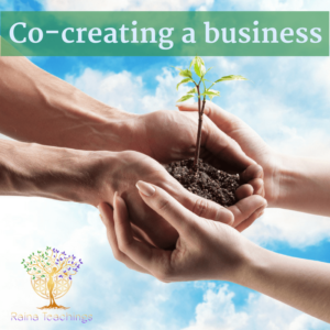 Co-creating A Business