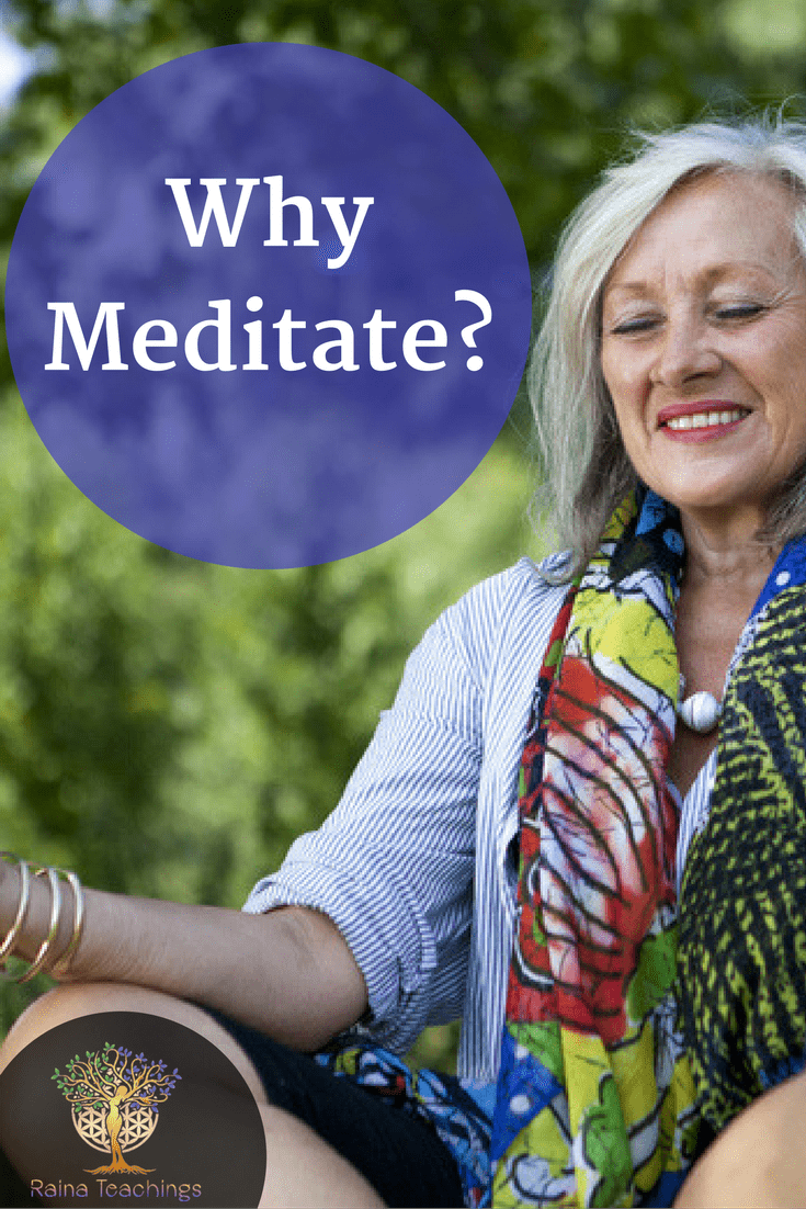 Raina\'s perspective on what meditation is and why we should do it | rainateachings #meditate #channeling #spiritual development