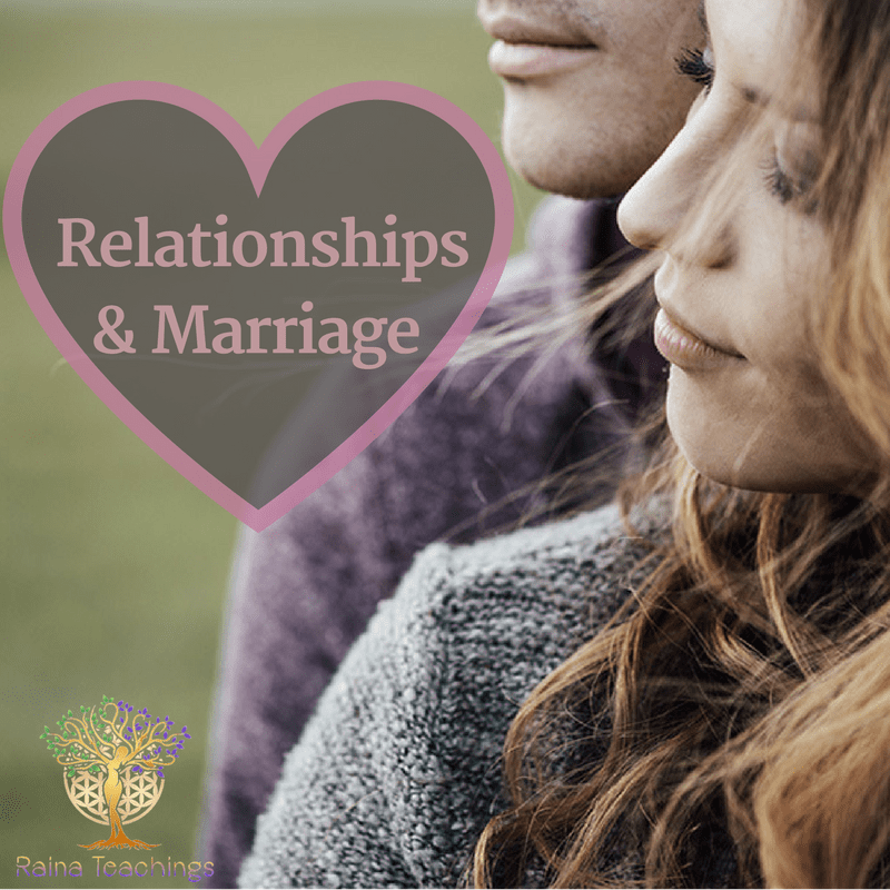 Love, Relationships & Marriage