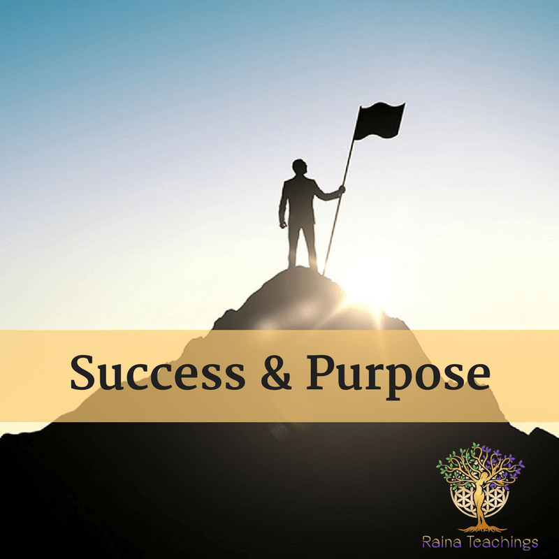 Success & Purpose