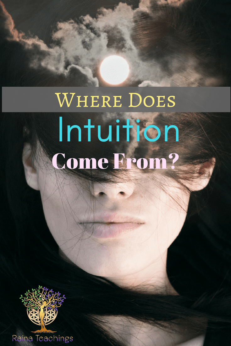 A channeled article about where our intuition comes from | rainateachings #intuition #spiritualdevelopment #higherself