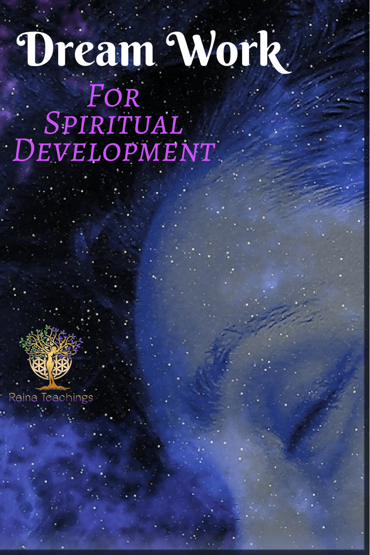 Dream Work For Spiritual Development