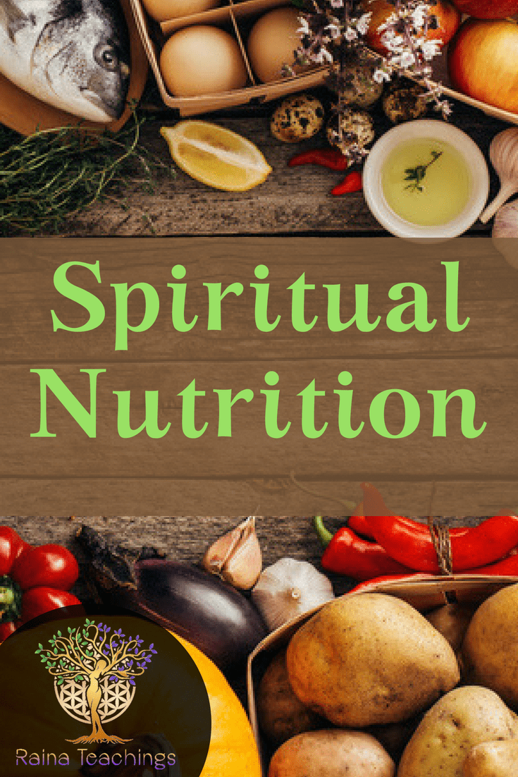 An article about practical spiritual eating from someone who\'s tried it all | rainteachings #spiritualnutrition #spirituality #healthyeating