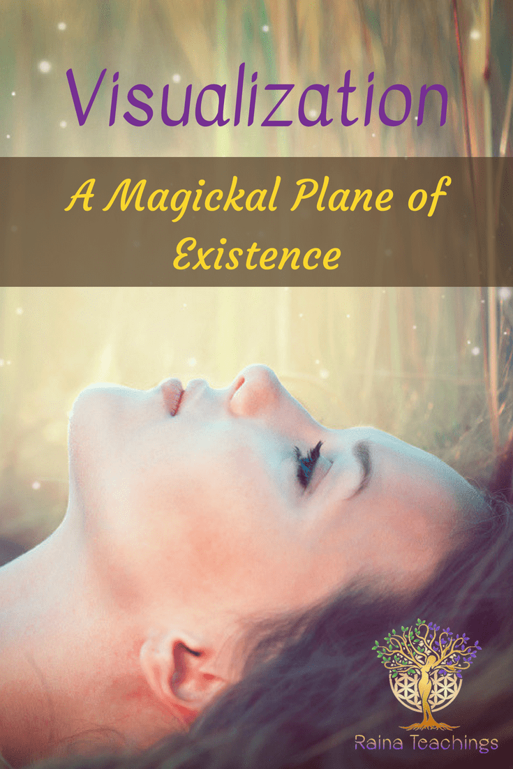A channelled article where Raina illustrates the power and purpose of visualization | rainateachings #visualization #spiritualdevelopment #meditation #dreams