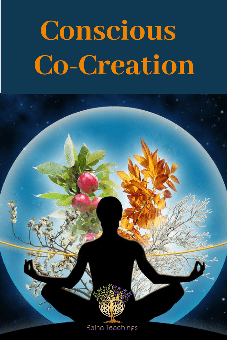 Raina talks about conscious co-creation and how you can become a blended living example of a conscious co-creator | rainateachings #consciouscocreation #magick #consciousness #metaphysics