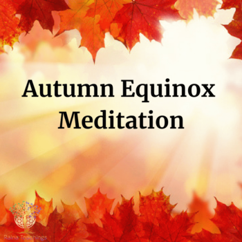 Autumn Equinox Meditation
